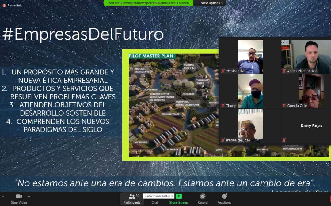 Salidas de Campo Virtuales: Un viaje audiovisual y sustentable
